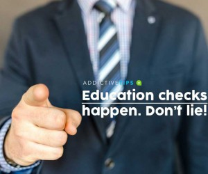 Do Prospective Employers Check Your Education Background