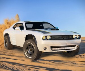 Dodge Challenger AT