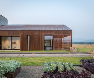Dogtrot Residence by Carney Logan Burke Architects