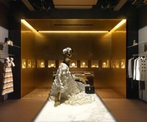 Dolce  Gabbana Aoyama Store by Curiosity