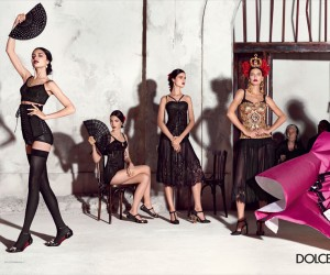 Dolce  Gabbana SS 2015 Campaign by Domenico Dolce