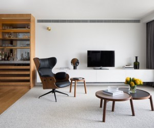 Domain Apartment Offers a Timelessly Elegant Retreat in Melbourne