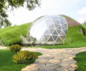 Domes - The Sustainable homes of the future