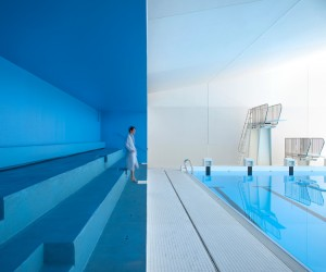 Dominique Coulon et Associs refurbishes Paris Swimming Pool
