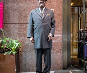 Doormen in NYC: Street Portrait Photography by Sam Golanski