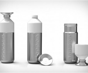 Dopper Steel Water Bottle