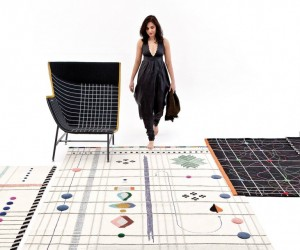 Doshi Levien: Rug Collection for Nani Marquina