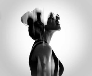 Double Exposure Portraits by Erkin Demir