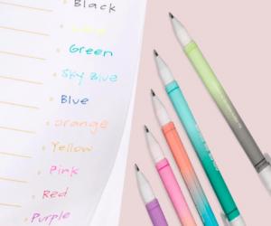 Double Tip Design Pens