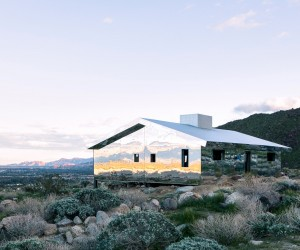 Doug Aitken Mirage House in Californias Coachella Valley