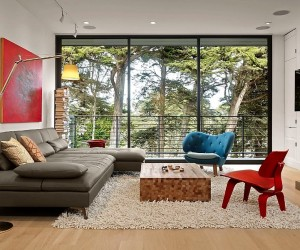 Douglass Park House by Azevedo Design