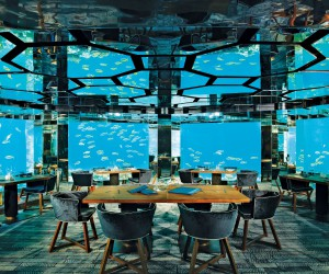 Down Where Its Wetter: The 9 Best Underwater Hotels