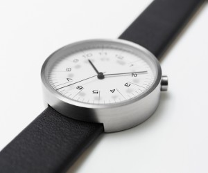 Draftsman 01. Scale Wristwatch Collection by Nendo