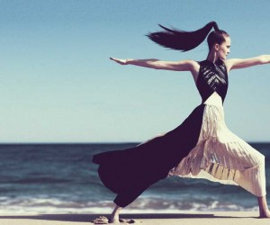 Dramatic Fashion Photography by Oliver Stalmans