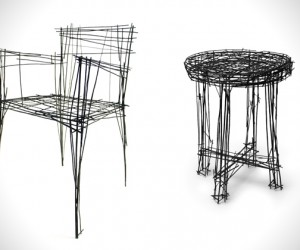 Drawing Furniture by Jin il Park