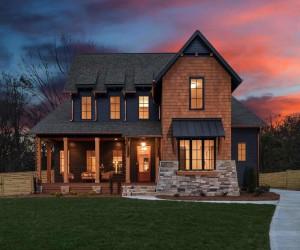 Dream House Tour: A Beautiful Modern Farmhouse In North Carolina