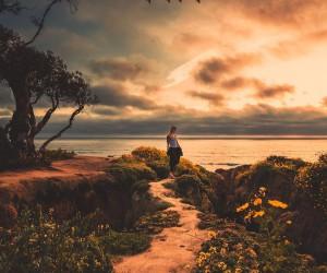 Dreamlike Landscapes of San Diego by Alec Basanec