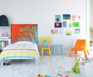 Dress it up Artistic headboards from NOYO