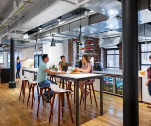 Dropbox Office in New York City by Studios Architecture