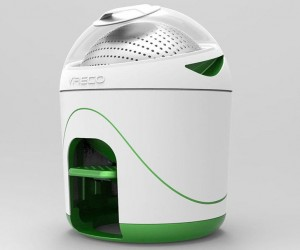 Drumi: The Portable, Electricity-Free Washing Machine