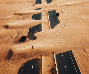 Dubai From Above: Striking Drone Photography by Husain Ujjainwala