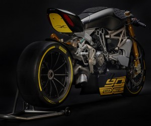 Ducati draXter concept bike