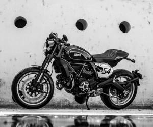 Ducati Scrambler Caf Racer