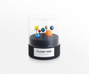 Duncan Shottons Planet Pins