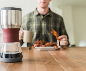 Duo Coffee Steeper: An Immersive Coffee Experience