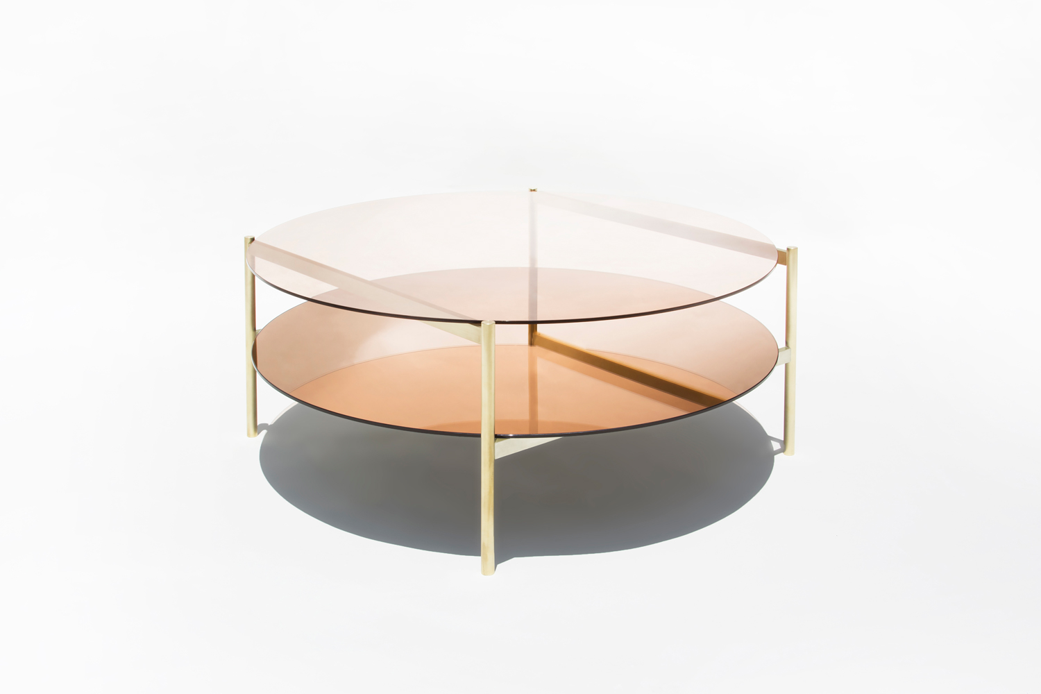 duotone coffee table by yield