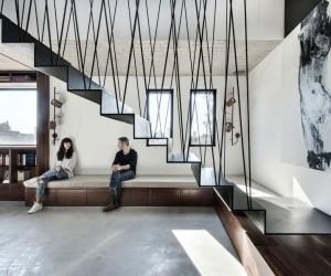 Duplex Penthouse Apartment  Gabrielle Toledano