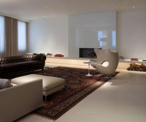 Duplex Penthouse, Cooper Square | CWS Architecture