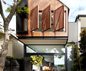 Dwelling in Sydney by Day Bukh Architects