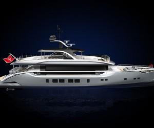 Dynamiq GTT Range: Next-Generation Superyachts Unleashed in Style