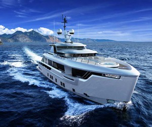 Dynamiq unveils its first explorer yacht: the GLOBAL 330
