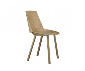e15 CH04 Houdini side chair by Stefan Diez Office