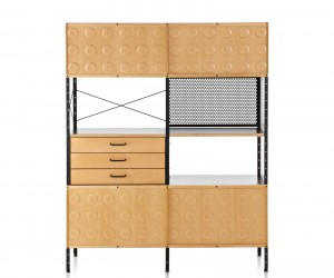Eames Storage Unit 4  2 by Charles  Ray Eames for Herman Miller