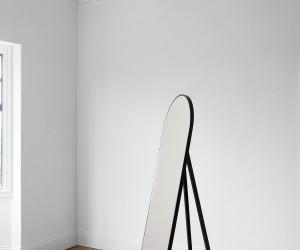 Easel Mirror by Owen Architecture
