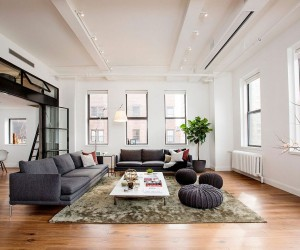 East Village Loft: This NYC Apartment was once a Small Hospital