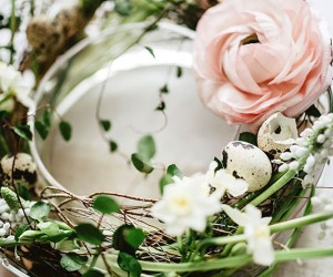 Easter  Spring Decorating Ideas