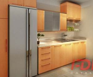 Easton Place Makati - Modular Kitchen Cabinets