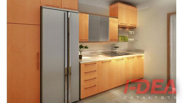 Easton Place Makati Modular Kitchen Cabinets
