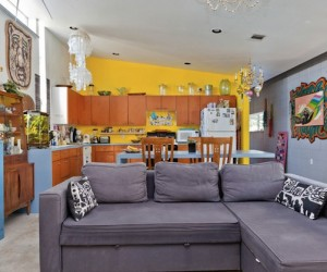 Eclectic Austin Home by KRDB