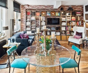 Eclectic Beauty in New York City
