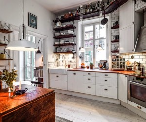 Eclectic Duplex in Sweden