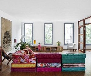 Eclectic Living Rooms for a Delightfully Creative Home