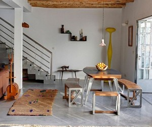 Eclectic Moroccan Country Home