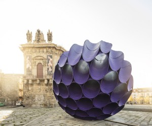 Eclipse Installation in Porto by Fahr 021.3