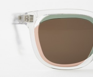 Eclipse sunglasses collection by Nendo for Camper