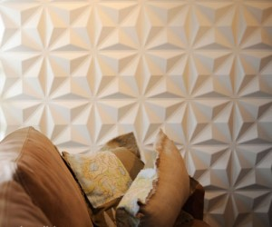 Eco-friendly 3d wall panels from MyWallArt